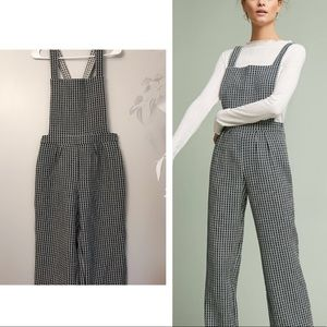 Anthropologie Seen Worn Kept Eva Jumpsuit size 6